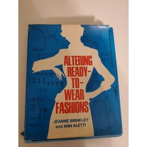 Book: Altering Ready-to-Wear Fashions 1976